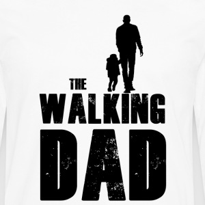 THE WALKING DAD - Men's Premium Long Sleeve T-Shirt
