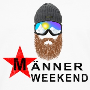 Männerweekend - Men's Premium Long Sleeve T-Shirt