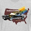 Ford Mustang GT 1967 - Men's Premium Long Sleeve T-Shirt
