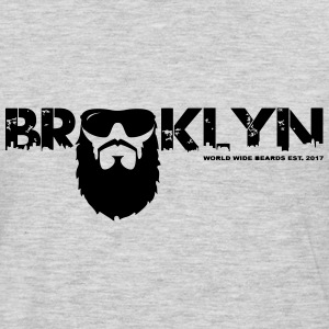 Brooklyn Skyline - Men's Premium Long Sleeve T-Shirt