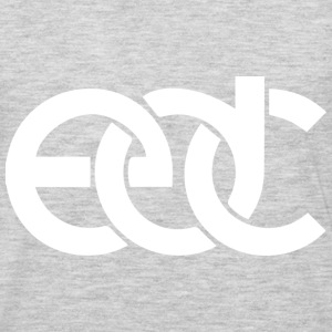 Old EDC Logo EDM Rave Festival Dj House Trance - Men's Premium Long Sleeve T-Shirt