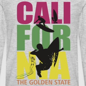California - Men's Premium Long Sleeve T-Shirt