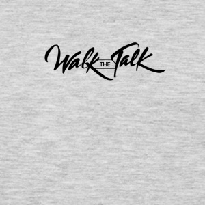Walk the Talk - Men's Premium Long Sleeve T-Shirt