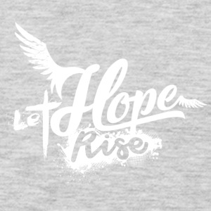 Let Hope Rise - Men's Premium Long Sleeve T-Shirt