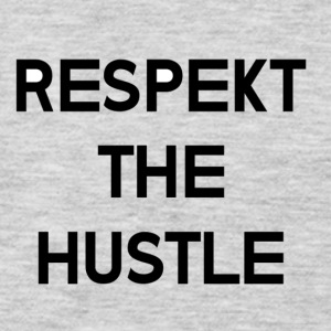 Respekt The Hustle - Men's Premium Long Sleeve T-Shirt