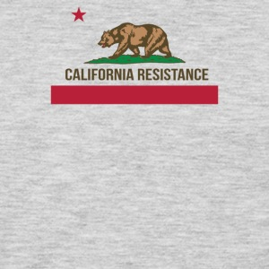 California Resistance Funny - Men's Premium Long Sleeve T-Shirt