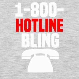 Hotline Bling - Men's Premium Long Sleeve T-Shirt