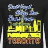I Am From Toronto Shirt - Men's Premium Long Sleeve T-Shirt