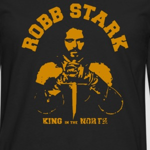 Robb King In The North - Men's Premium Long Sleeve T-Shirt
