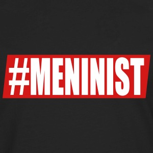 Official Meninist - Men's Premium Long Sleeve T-Shirt