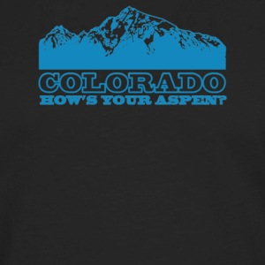 Colorado How s Your Aspen - Men's Premium Long Sleeve T-Shirt