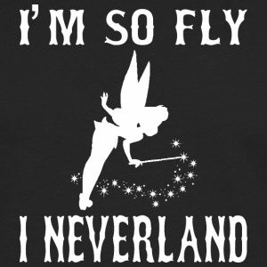 I Am So Fly I Neverland - Men's Premium Long Sleeve T-Shirt