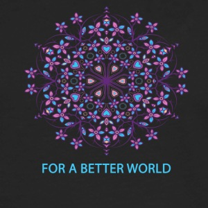 For a better world - Men's Premium Long Sleeve T-Shirt