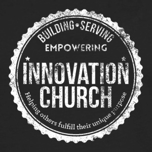 Innovation Church Logo - Men's Premium Long Sleeve T-Shirt
