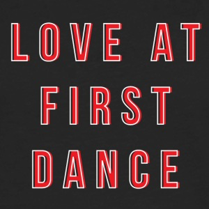 LOVE AT FIRST DANCE - Men's Premium Long Sleeve T-Shirt