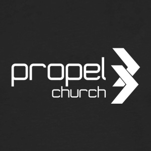 Propel Church Logo - Men's Premium Long Sleeve T-Shirt
