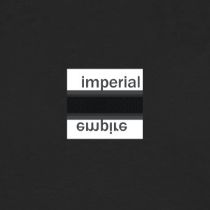 IMPERIAL - Box Logo - Men's Premium Long Sleeve T-Shirt