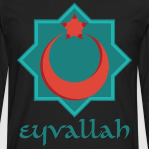 Eyvallah - Men's Premium Long Sleeve T-Shirt