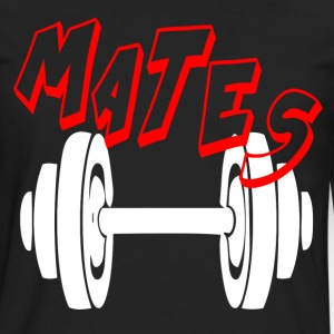MATES - FUNNY GYM COUPLE