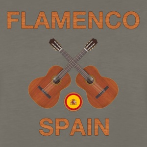 flamenco spain - Men's Premium Long Sleeve T-Shirt