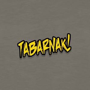 TABARNAK- - Men's Premium Long Sleeve T-Shirt