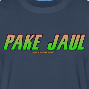 Pake Jaul (I only drink diet water) - Men's Premium Long Sleeve T-Shirt