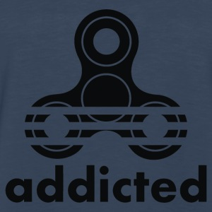 Addicted - Men's Premium Long Sleeve T-Shirt
