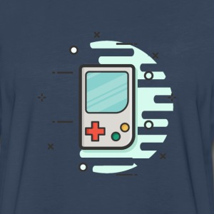 game boy - Men's Premium Long Sleeve T-Shirt