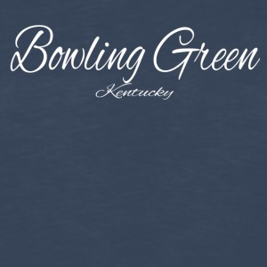 Kentucky Bowling Green US DESIGN EDITION - Men's Premium Long Sleeve T-Shirt