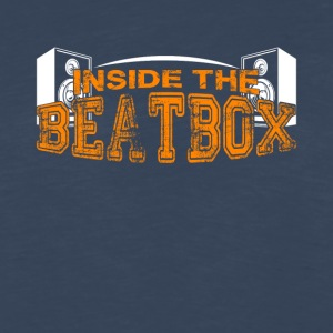 Inside The Beatbox Shirt - Men's Premium Long Sleeve T-Shirt