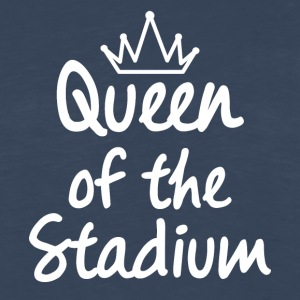 Queen of the Stadium - Men's Premium Long Sleeve T-Shirt