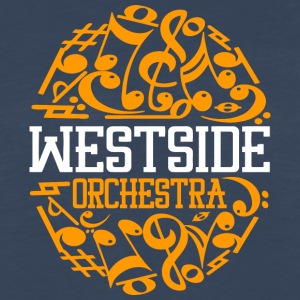 WESTSIDE ORCHESTRA - Men's Premium Long Sleeve T-Shirt
