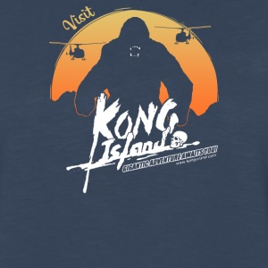 Visit Kong Island - Men's Premium Long Sleeve T-Shirt