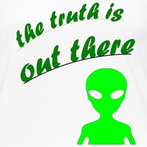 the truth is out there - Women's Premium Long Sleeve T-Shirt