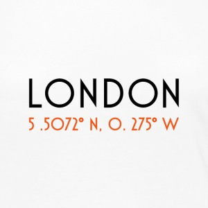 London CoordinateLondon Coordinate - Women's Premium Long Sleeve T-Shirt