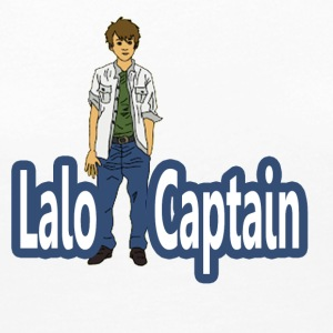 lalo captain - Women's Premium Long Sleeve T-Shirt