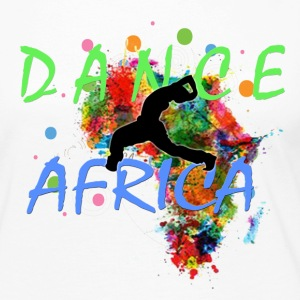 DanceAfrica1 - Women's Premium Long Sleeve T-Shirt