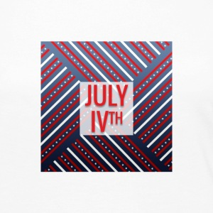 4th of July, July IVth - Women's Premium Long Sleeve T-Shirt
