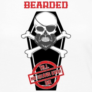 bearded - Women's Premium Long Sleeve T-Shirt