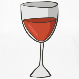 red wine - Women's Premium Long Sleeve T-Shirt