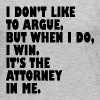 Attorney Quotes Funny - Women's Premium Long Sleeve T-Shirt