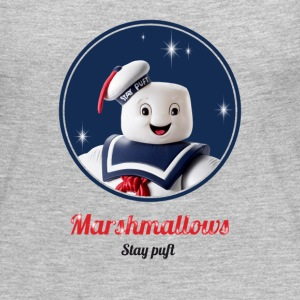 marshmallow stay puft - Women's Premium Long Sleeve T-Shirt