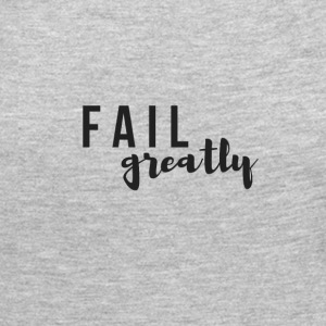 FAIL_greatly_BLACK - Women's Premium Long Sleeve T-Shirt