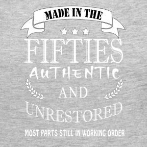 Made in the fifties authentic and unrestored - Women's Premium Long Sleeve T-Shirt