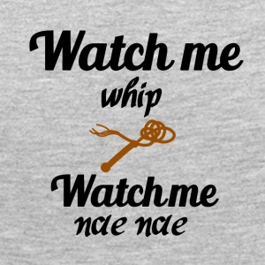 Watch me whip - Women's Premium Long Sleeve T-Shirt