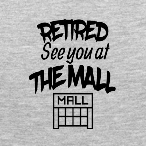 Retired See You At The Mall - Women's Premium Long Sleeve T-Shirt