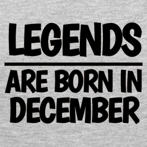 LEGENDS ARE BORN IN DECEMBER - Women's Premium Long Sleeve T-Shirt