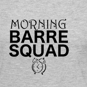 Morning Barre Squad - Women's Premium Long Sleeve T-Shirt
