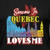 Quebec Tee Shirt - Women's Premium Long Sleeve T-Shirt