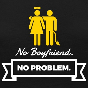 No Friend. No Problem. - Women's Premium Long Sleeve T-Shirt